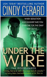 cover for UNDER THE WIRE
